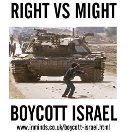 RIGHT VS MIGHT