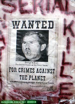 Real Wanted Posters