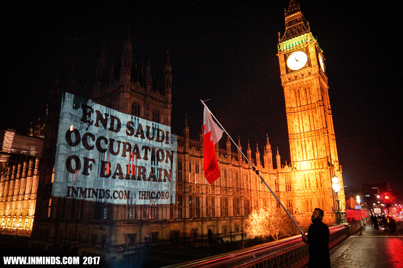 Afbeeldingsresultaat voor the occupation of Bahrain
