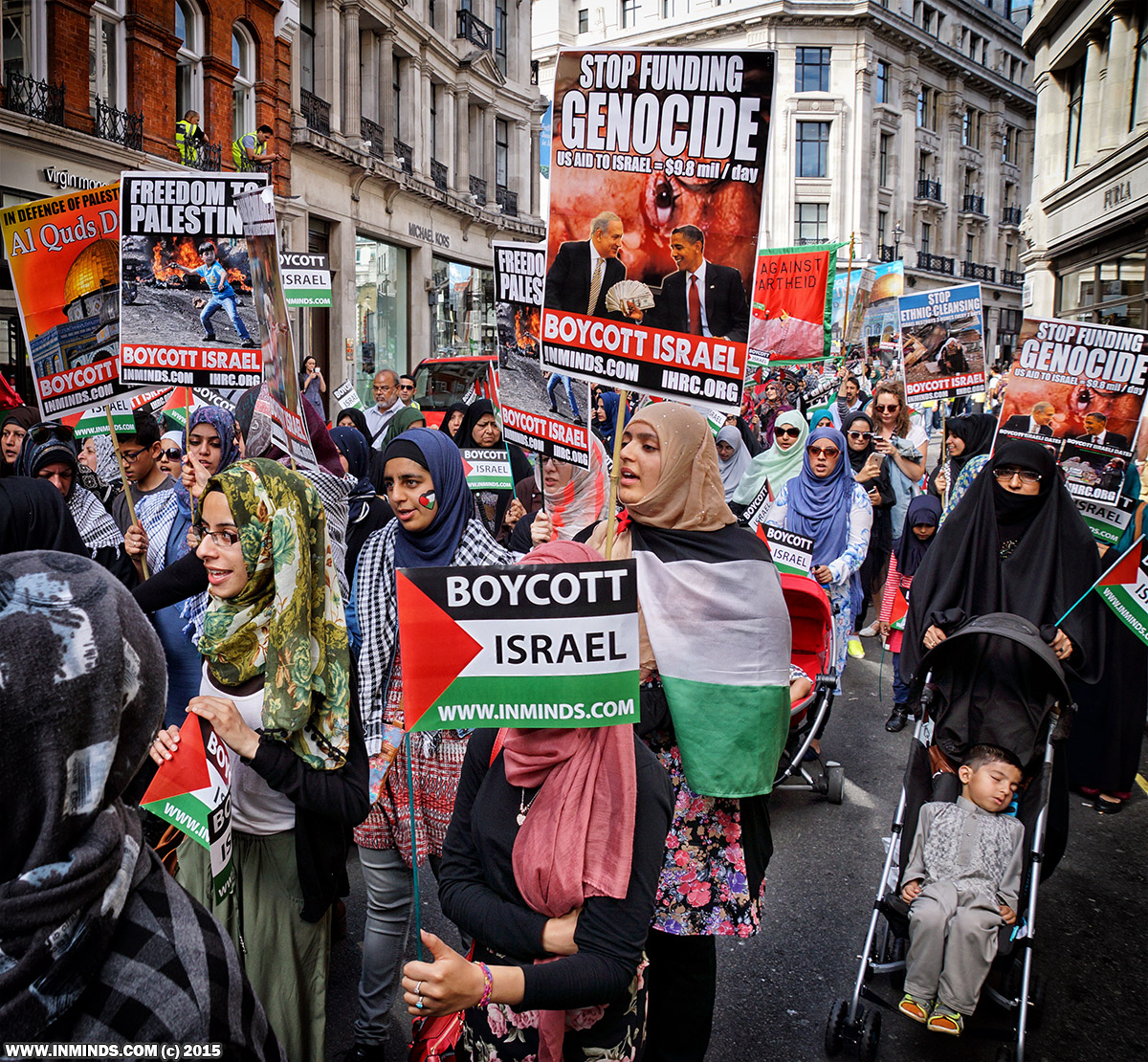 Are you attending AL-QUDS Day 2009 demonstration?