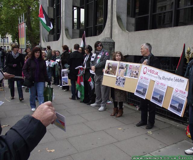 Boycott Veolia Campaign